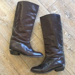 Sante Borella | Leather Riding Boots Made In Italy